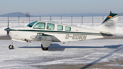 D-EDKN - Beechcraft A36 Bonanza - Private