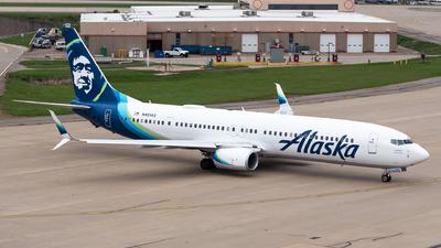 N481AS - Boeing 737-990ER - Alaska Airlines