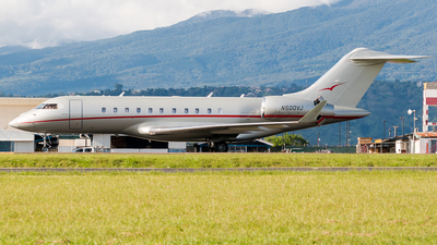 N500VJ - Bombardier BD-700-1A11 Global 5000 - VistaJet