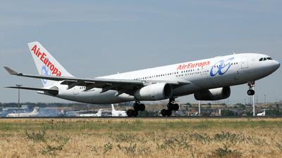 EC-LMN - Airbus A330-243 - Air Europa