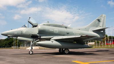 N-1008 - McDonnell Douglas AF-1B Skyhawk - Brazil - Navy