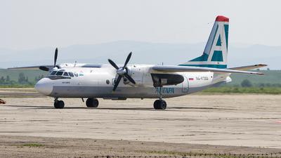 RA-47355 - Antonov An-24RV - Angara Airlines