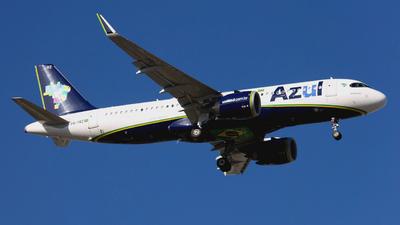 A picture of PRYRZ - Airbus A320251N - Azul Linhas Aereas - © Emerson Victor Farias