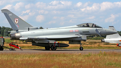 ZJ910 - Eurofighter Typhoon F.2 - United Kingdom - Royal Air Force (RAF)