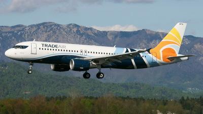 9A-BTH - Airbus A320-214 - Trade Air