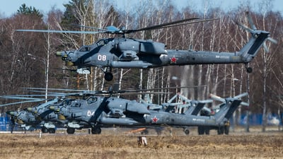 RF-95320 - Mil Mi-28N Havoc - Russia - Air Force