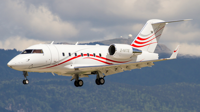2-NITE - Canadair CL-600-2B16 Challenger 604 - Private