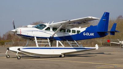 G-DLAK - Cessna 208 Caravan - Private