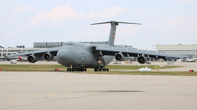 87-0043 - Lockheed C-5B Galaxy - United States - US Air Force (USAF)