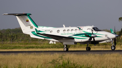 PNC-0236 - Beechcraft B200 Super King Air - Colombia - Police