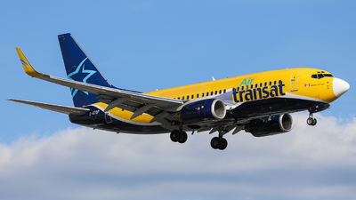 A picture of CGTQP - Boeing 73773S - [29081] - © CurtisShao233