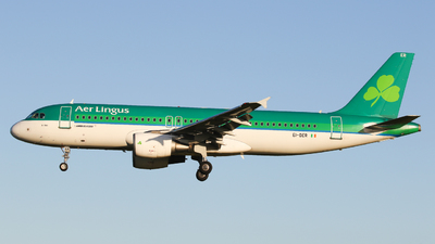A picture of EIDER - Airbus A320214 - Aer Lingus - © ShaneO'Connor
