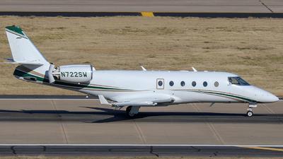 N722SW - Gulfstream G150 - Private