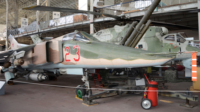 23 - Mikoyan-Gurevich MiG-23BN Flogger H - Russia - Air Force