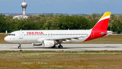 EC-ILR - Airbus A320-214 - Iberia