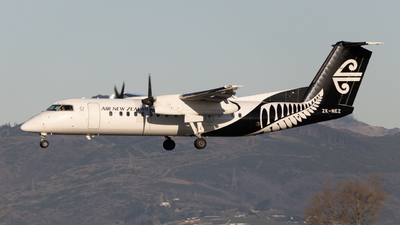 ZK-NEZ - Bombardier Dash 8-Q311 - Air New Zealand