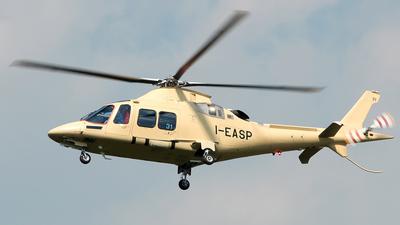 I-EASP - Agusta-Westland AW-109SP GrandNew - Agusta-Westland