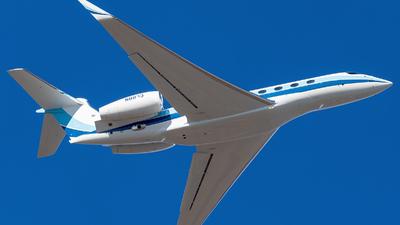 N8833 - Gulfstream G650 - Private