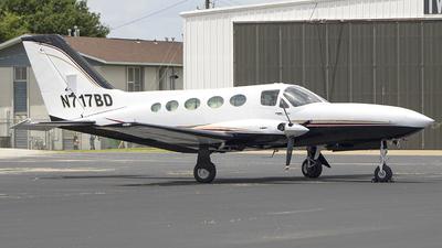 N717BD - Cessna 414A Chancellor - Private