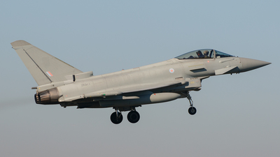 ZK311 - Eurofighter Typhoon FGR.4 - United Kingdom - Royal Air Force (RAF)