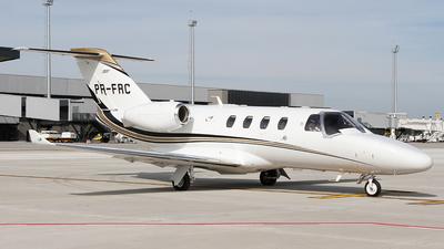A picture of PRFRC - Cessna 525 Citation M2 - [5250841] - © Bruno Orofino