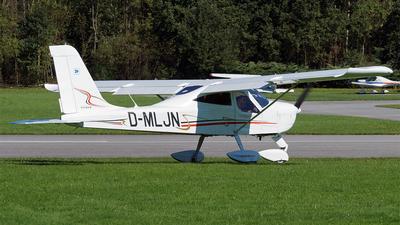 D-MLJN - Tecnam P92 Echo - Private