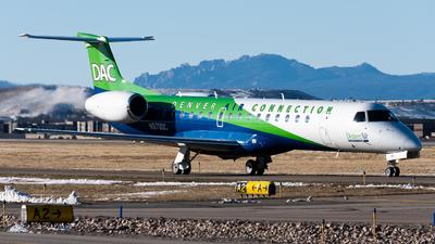 N970DC - Embraer ERJ-145LR - Denver Air Connection