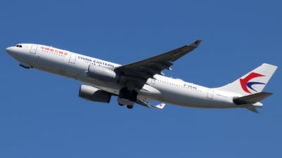 B-6546 - Airbus A330-243 - China Eastern Airlines