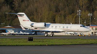 N664JN - Gulfstream G-IV - Private