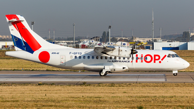 A picture of FGPYD - ATR 42500 - [0490] - © William Verguet