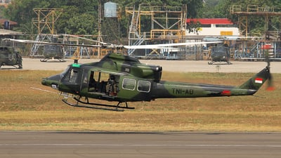HA-5120 - IPTN NB-412HP - Indonesia - Army