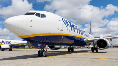 A picture of EIEBL - Boeing 7378AS - Ryanair - © Carlos Miguel Seabra