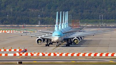 RKSI - Airport - Ramp
