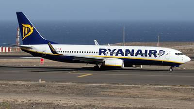 9H-QAT - Boeing 737-8AS - Ryanair (Malta Air)