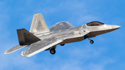 06-4123 - Lockheed Martin F-22A Raptor - United States - US Air Force (USAF)