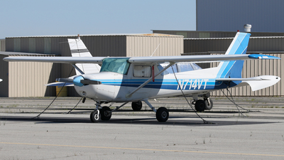 A picture of N714VT - Cessna 152 - [15279473] - © BaszB