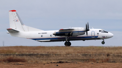 RA-26085 - Antonov An-26B-100 - Petropavlovsk-Kamchatskoe Aviation Enterprise