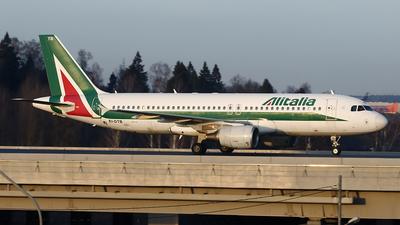 A picture of EIDTB - Airbus A320216 - Alitalia - © Airyura