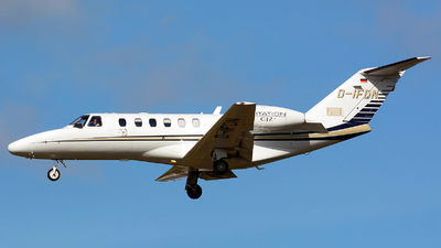 D-IFDN - Cessna 525A CitationJet 2 Plus - HTM Jet Service