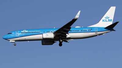 PH-BCK - Boeing 737-8K2 - KLM Royal Dutch Airlines