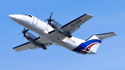 A picture of ECGQA - Embraer EMB120FC Brasilia - Swiftair - © Kostas Marmarelis