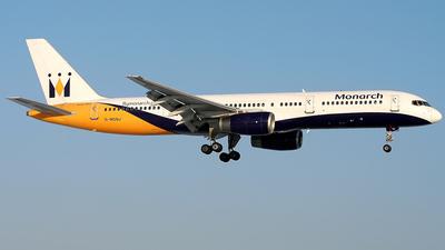 G-MONJ - Boeing 757-2T7 - Monarch Airlines