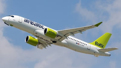 YL-AAP - Airbus A220-300 - Air Baltic