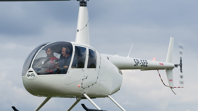 SP-SEE - Robinson R44 Raven - Private