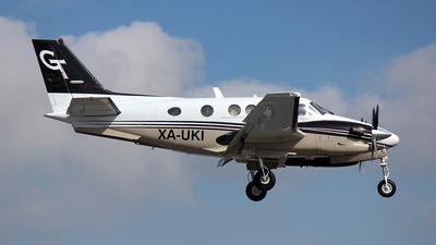 A picture of XAUKI - Beech C90GT King Air - [LJ1788] - © Carlos Alberto Rubio Herrera