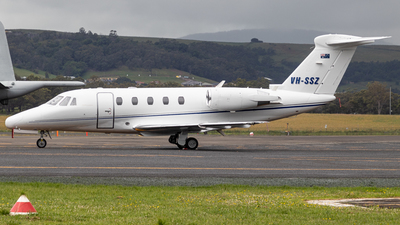 VH-SSZ - Cessna 650 Citation III - Private