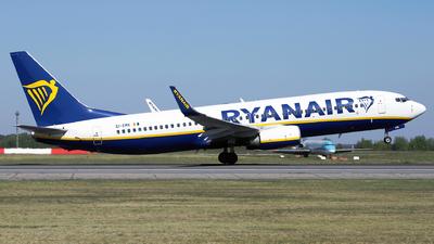 A picture of EIEMK - Boeing 7378AS - Ryanair - © Marin Ghe.