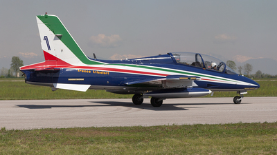 MM54551 - Aermacchi MB-339PAN - Italy - Air Force
