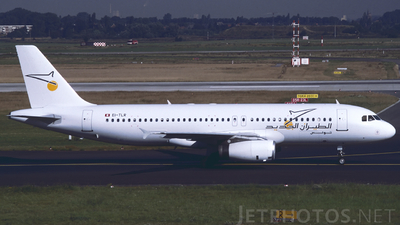 EI-TLR - Airbus A320-231 - Nouvelair (TransAer International Airlines)