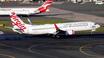 VH-YFX - Boeing 737-8FE - Virgin Australia Airlines